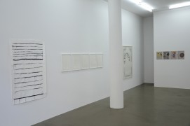 Installation View - Walking the Line IV