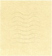 Lynne Woods Turner: Untitled, 2008, Pencil on Paper, 24,7 x 22,8 cm
