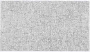 WV 17/11b (LB/P 59), 2011, Pencil, Etching Needle on Grounded Paper, 25 x 43,5 cm
