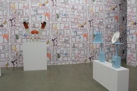 Installation View - Are We There Yet?