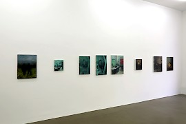 Installation View | Veres Szabolcs | one year of solitude © Paulo dos Santos